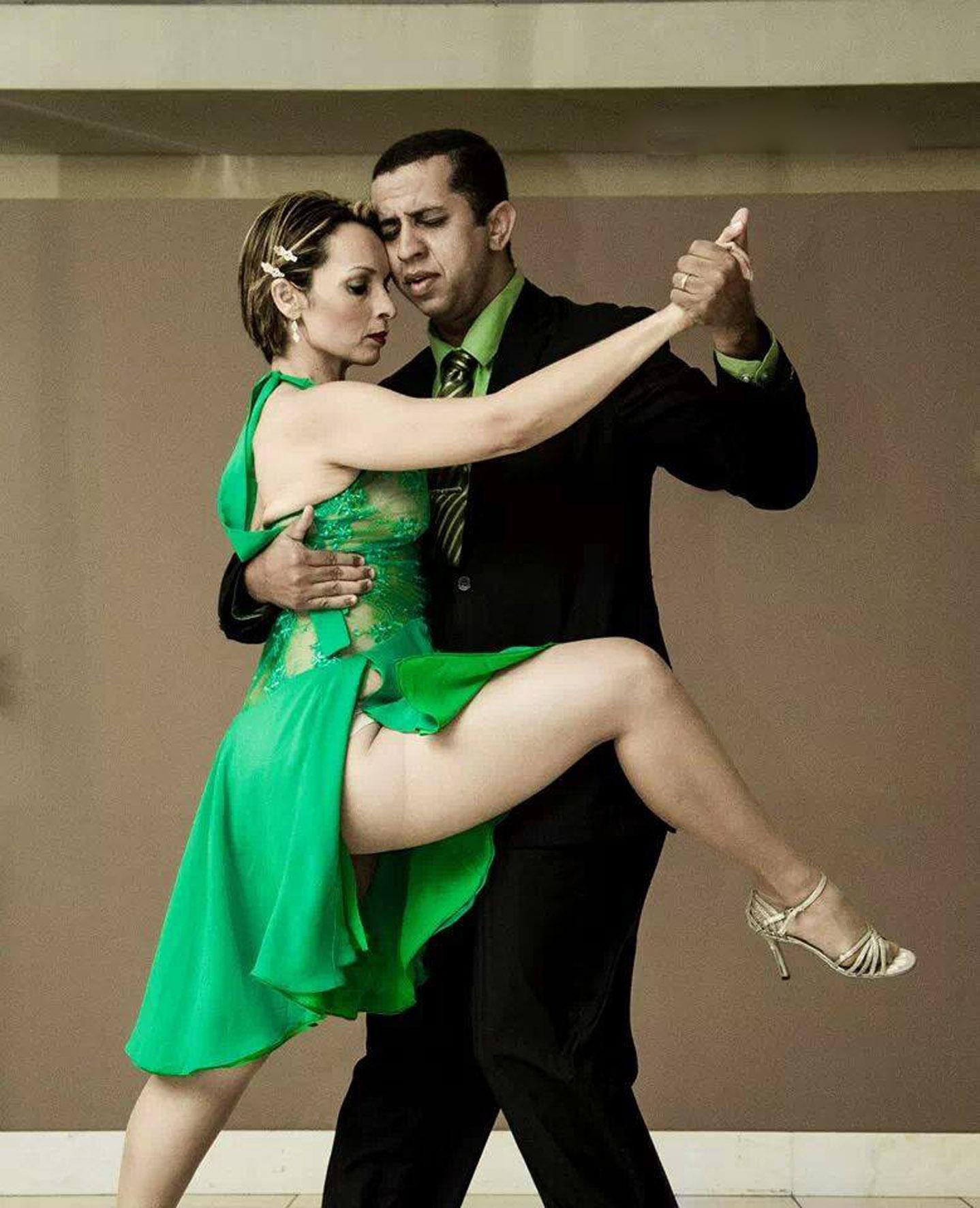 O Tango Encontra a Milonga (Escola Dançar Gledson Silva / PE)