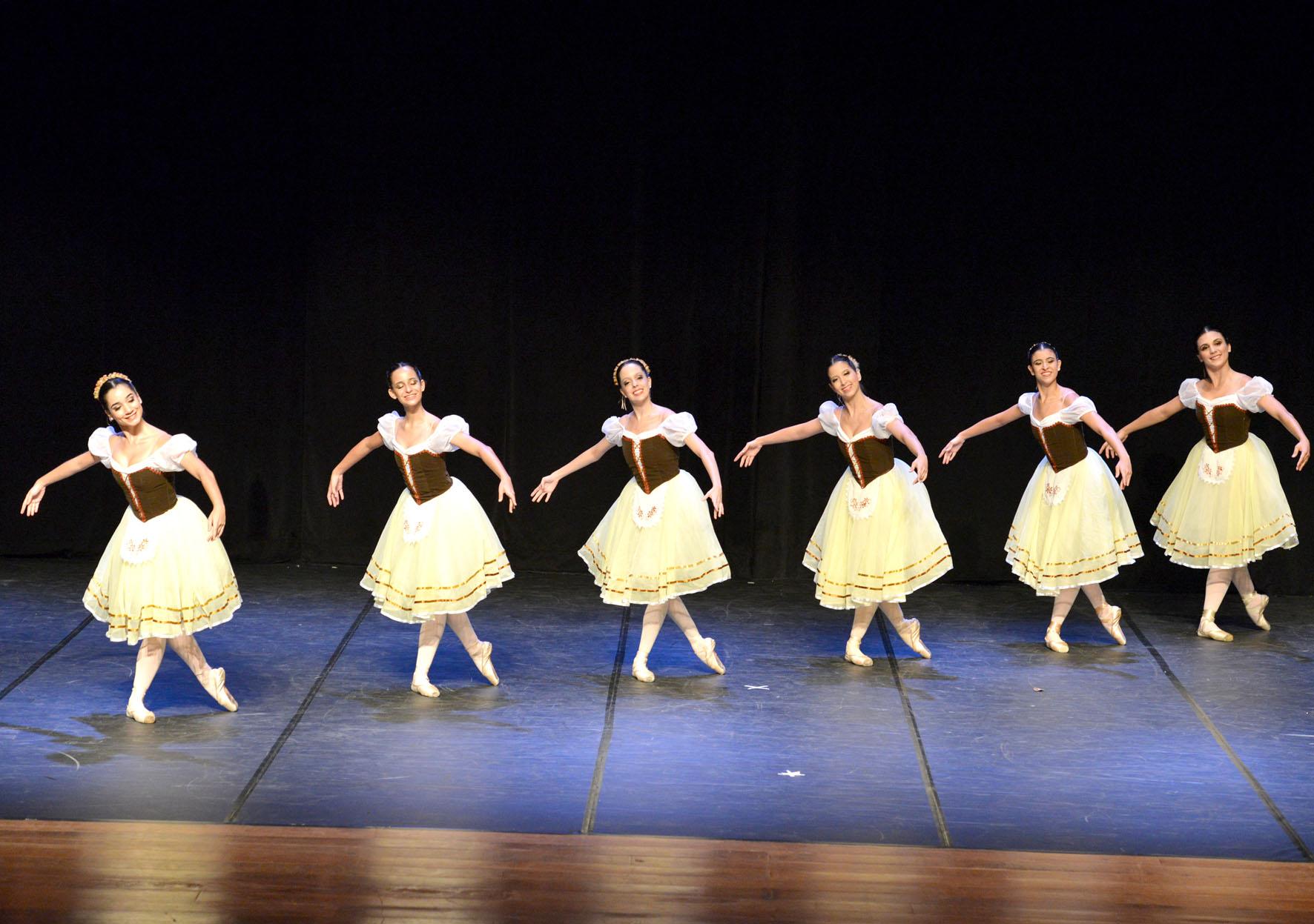 Clássicos de Repertório (Grupo de Ballet Studio de Danças / PE)