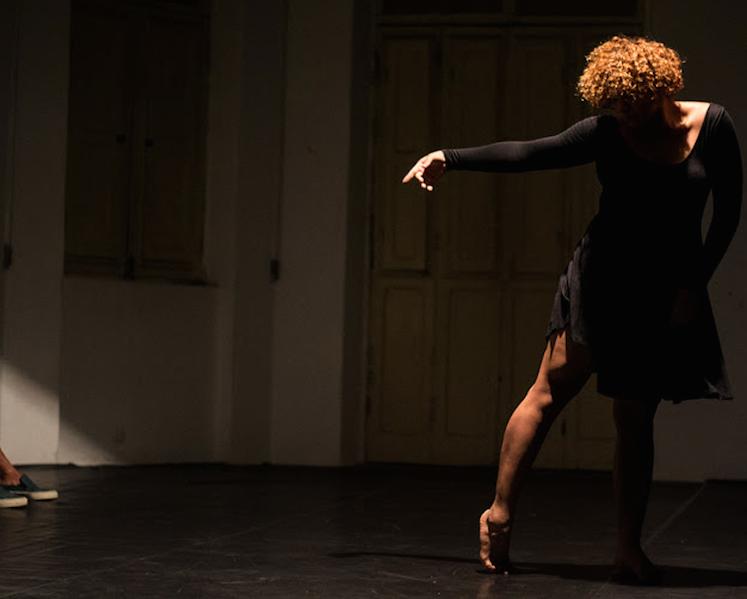 Intro (Curso de Licenciatura em Dança da Universidade Federal de Pernambuco / PE)