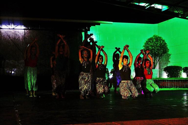 Núcleo de Formação de Bailarinos da Cia. Nós em Dança (Paulista/PE)